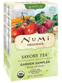 Numi Savory Tea - Coming soon and AMAZING! Tested it today at the Fancy Food…