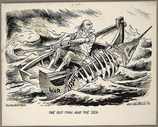 Yaşlı Adam Ve Deniz – The Old Man And The Sea