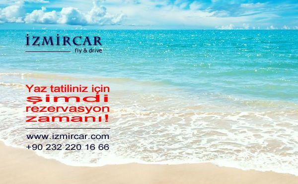 iZMiRCAR İzmir Havalimanı Araç Kiralama Hizmeti www.izmircar.com   |   +90 232 220 16 66