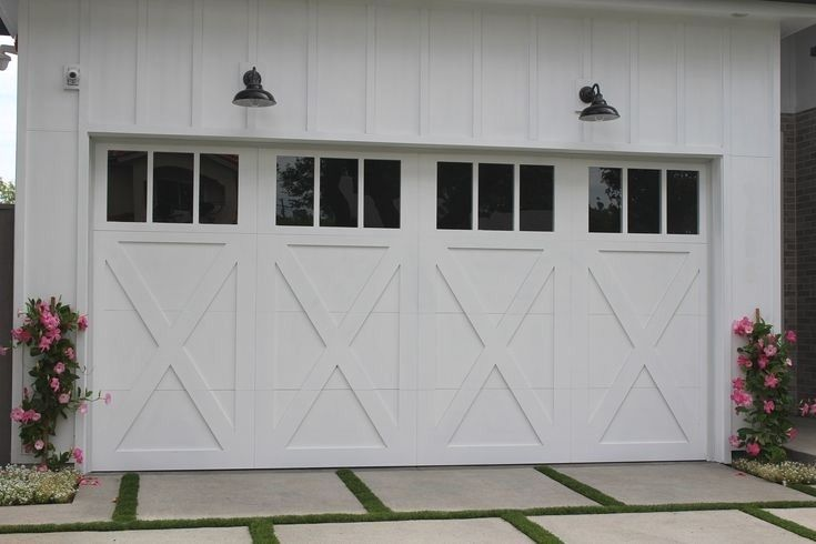 Double Garage Door Ideas And Pics Of Garage Doors Ebay Garage