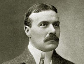 """로버트 W. 체임버스 (1865.5.26 - 1933.12.16)  """"인생의 슬픔을 더는 이겨내지 못하는 사람들을 위한 안락사가 저기에 기다리고 있습니다."""""""