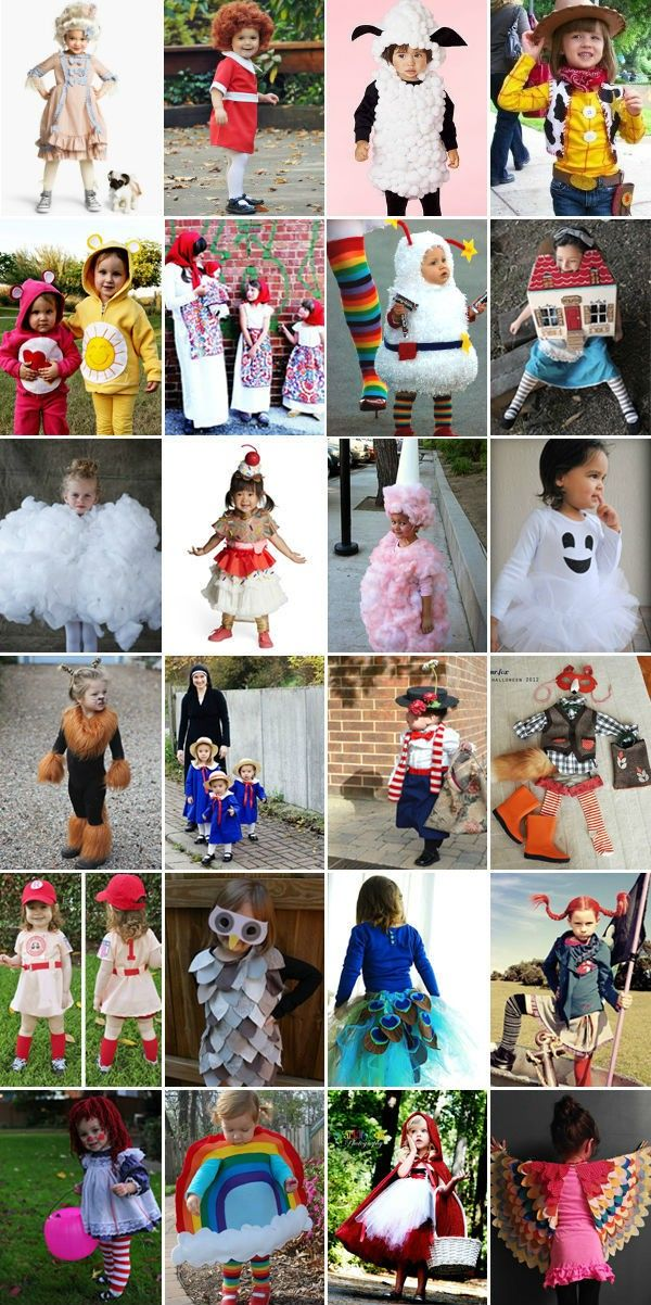 Found on Hellobee.com! cute costumes for girls