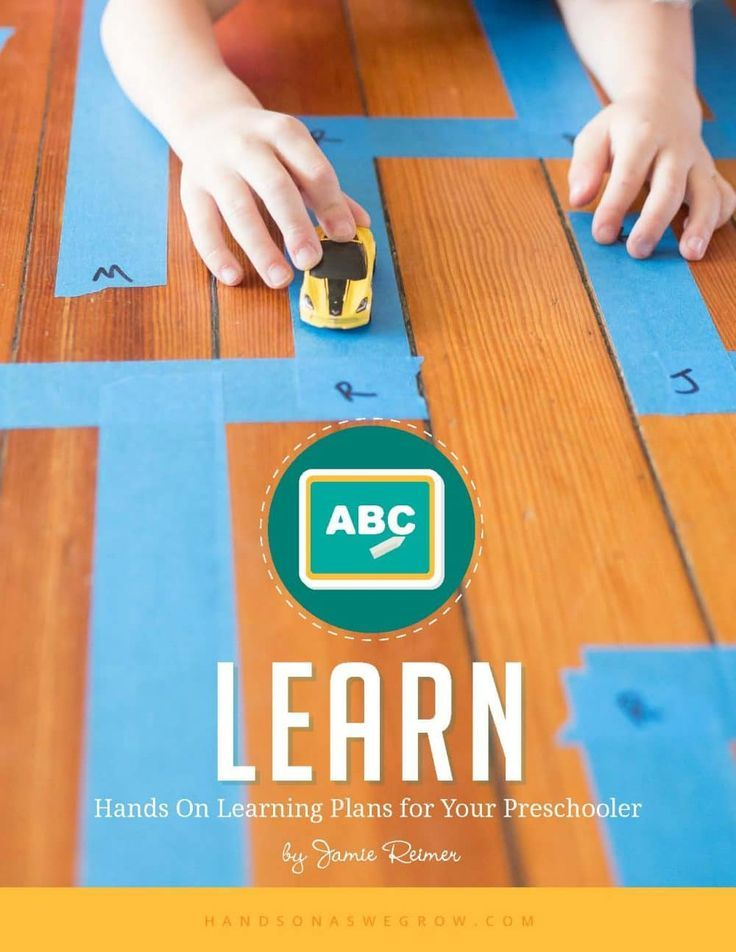 Learn Hands On Learning Plans For Your Preschooler Preschool Activities Toddler Activities Gross Motor Activities