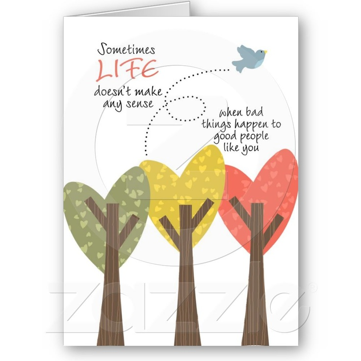 13 best cancer greeting cards images on pinterest greeting cards life doesnt make any sense card heart cardscreative cardsgreeting cardsquotes for cancer patientscard m4hsunfo