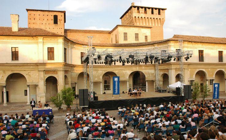 10 Good reasons for visiting #Mantua. A Literature Festival is held here #Mantova #Lombardia #Italia #Lombardy #Italy #Festival