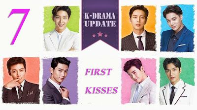 Sinopsis Web Drama Seven First Kisses
