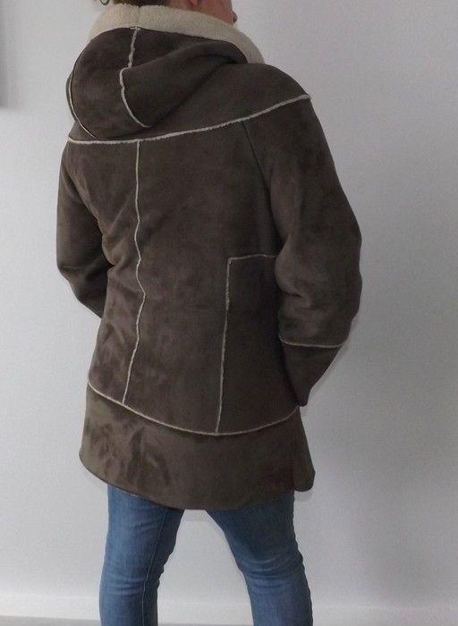 1000 id es sur le th me manteau femme capuche sur. Black Bedroom Furniture Sets. Home Design Ideas