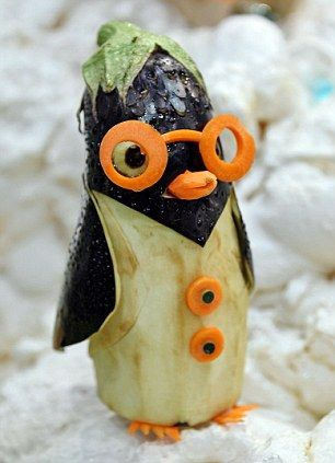 fruit vegetables sculpture - Google Search