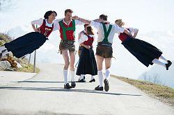 Trachtenvereins- & Plattlertreffen in Kirchberg in Tirol