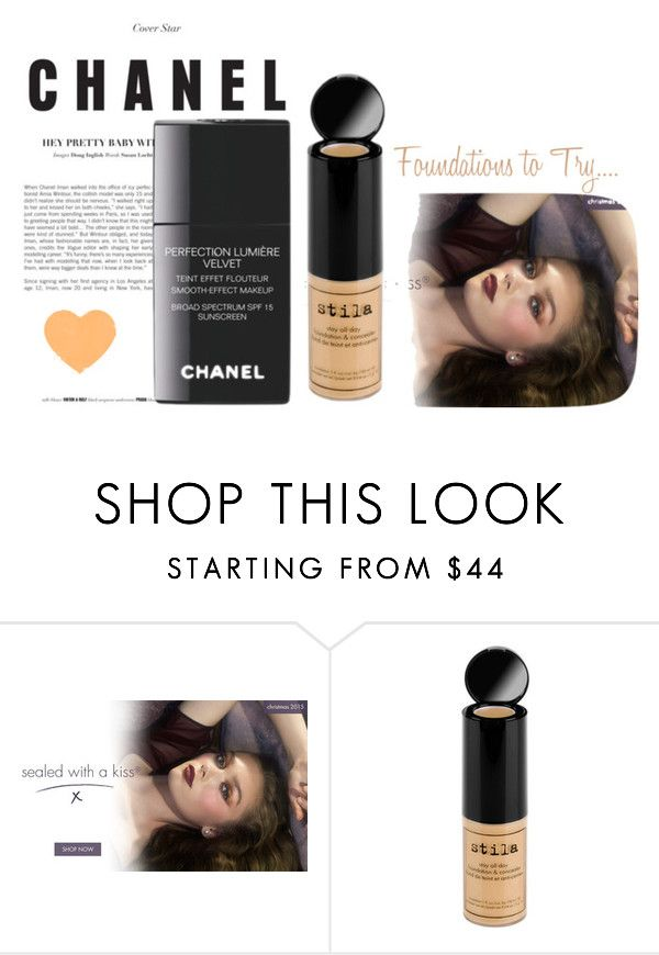 Foundations To Try by shannagh-harte on Polyvore featuring beauty and Lumière