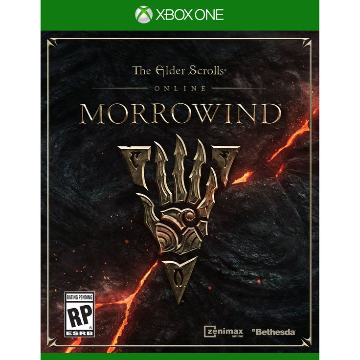 The Elder Scrolls Online: Morrowind Xbox One Video Game
