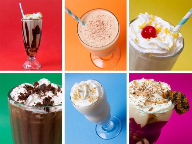 We get really excited about Girl Scout cookie season, and especially excited about spiked milkshakes. Girl Scout cookie-inspired milkshakes for grownups. These shakes capture the essence of the cookies you love, in rich dairy form, with a little something extra to deepen the flavors and make the party just a little more fun.