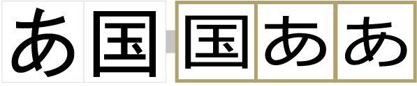 デザイン | C4 ニューズ | 製品情報 | フォントブランド【TYPE C4】 平体でも正体のエレメント、太さに準じていますが、80%の平体としての線画の太さと空きのバランスを整え、横画の多いボールドタイプのように横画を細目にして黒味を和らげています。また漢字とやや幅を狭くした仮名の自然な組み合わせにより、より横への視線の流れをスムーズにしています。その他正方形を横に広げ隷書体的なプロポーションに近づけることで、安定したイメージを作り、一層横への視線移動を明確にします。 ゴシック体 新聞書体