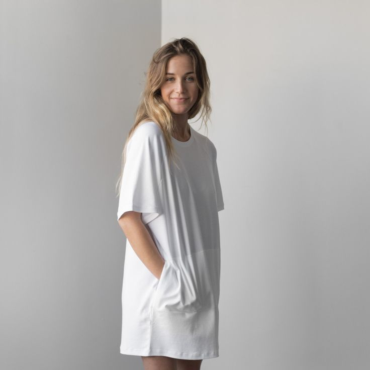 Pima Sleep Dress