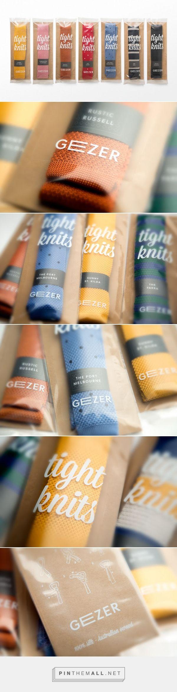 Geezer / online fashion company / tie