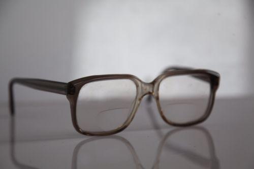 MEITZNER-KASSEL-Eyewear-Crystal-Gray-Brow-Frame-RX-Able-Prescription-Germany
