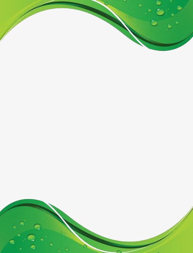 Green Wavy Background Png Background Green Green Background Green Clipart Wave Desain Pamflet Contoh Kartu Nama Desain Banner