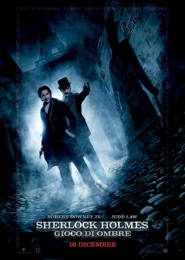 Sherlock Holmes - Gioco di ombre - Film (2011)