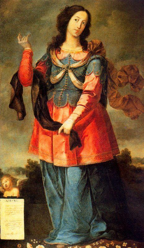 Abisag - Josefa de Obidos