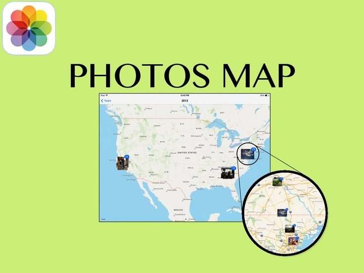 Did you know that you can easily see your iPhone & iPad photos on a map showing where they were taken? Watch this quick 1 min. video to learn this little-known iOS 7 feature.