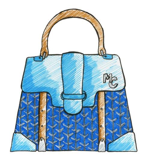 Bolso Goyard // Goyard bag  www.goyard.comwww.vanidad.es