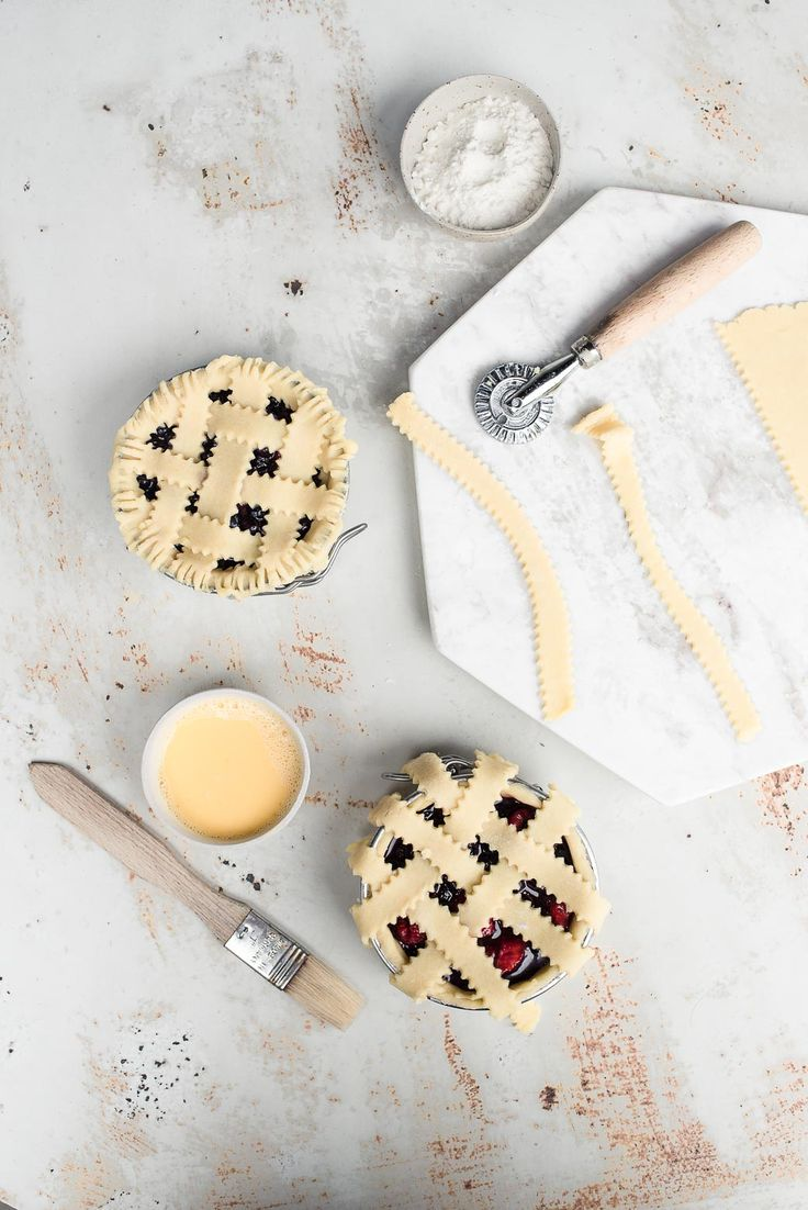 Berry Pies recipe on decor8 by Gintare Marcel