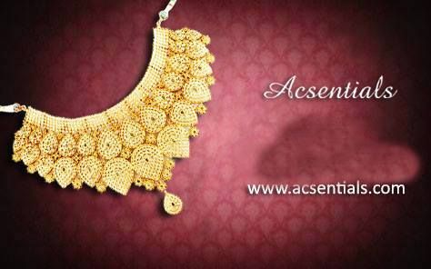 Shine in your evening parties with the beautiful #golden #necklace from #Acsentials. Avail great discounts! Cash-on-Delivery TOO!  #accessories #girlsstuffs #shopon #FashionAccessories #ExclusiveCollection #instagram #instagrammers #instalike #instafashion #instastyle #coolproducts #topfashion