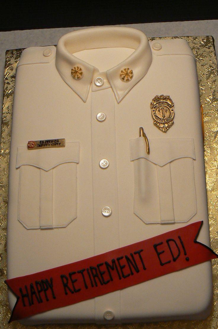 Fire Department Retirement