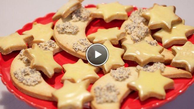 Maan-en-sterrenkoekjes - Rudolph's Bakery | 24Kitchen