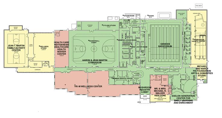 Elevation Plan Ymca : Ymca of brandywine valley wellness center pinterest