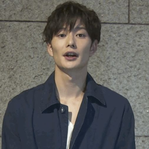 (*´д`)   岡田将生 Okada Masaki   消滅都市 CM コメント①