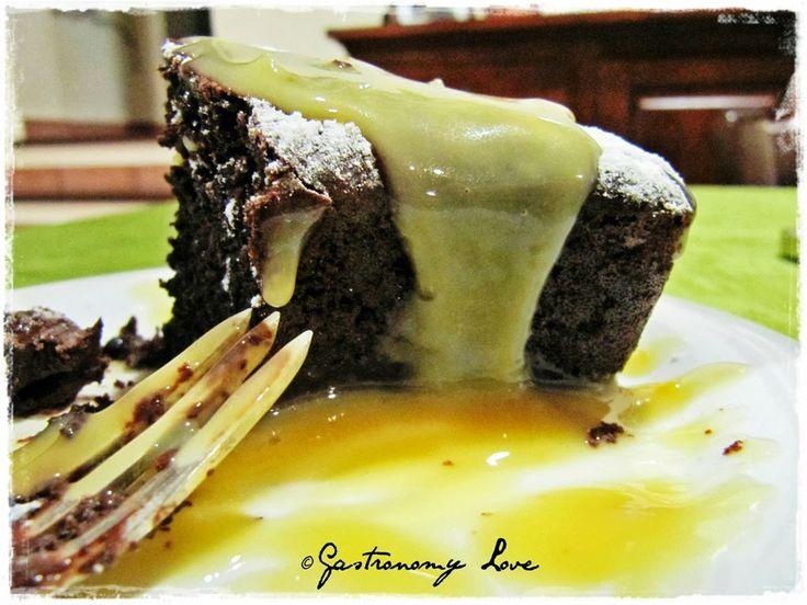 Torta al cacao senza uova e senza burro | Gastronomy Love