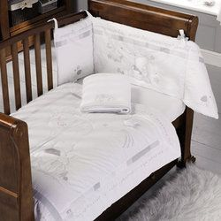 Starry Night Cot/Cotbed Bedding Set