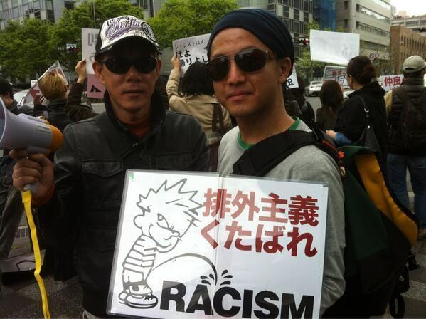 nuhoさんとプラカード! pic.twitter.com/3k0radzhp4