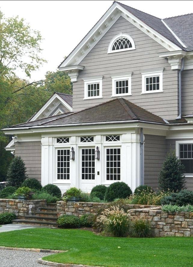 42+ Dorian gray exterior house color information