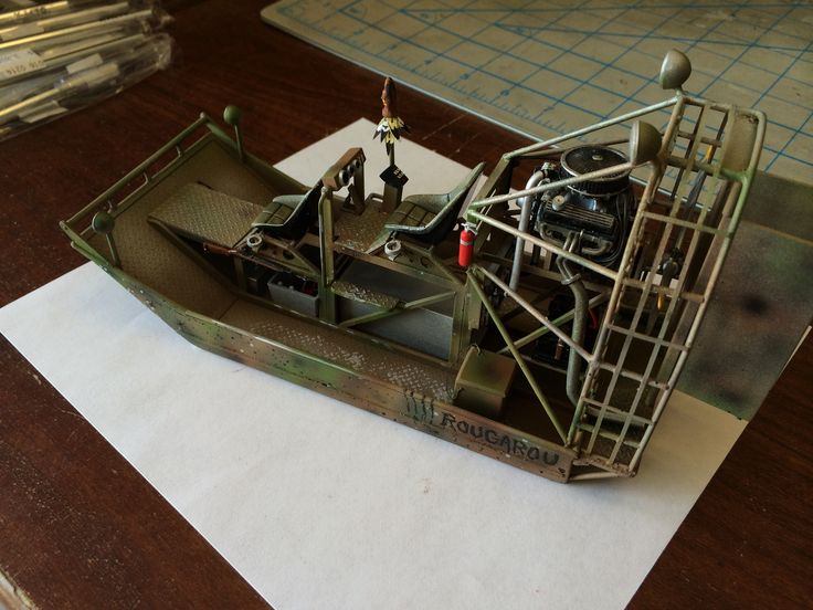 Rc Airboat Kits - WoodWorking Projects & Plans