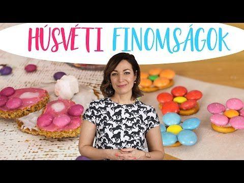 Húsvéti Ehető Dekorációk | CSORBA ANITA - YouTube