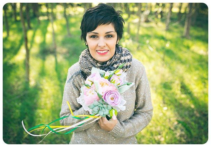 Grazie: A voi, che avete reso tutto questo possibile! #bouquetalternativi #unusualbouquet #bouquetsposa #bouquet #bouquetalternativo #bouquetparticolare #bouquetfattoamano #bouquetsposaparticolari #bouquetbottoni #fioredicarta #bouquetsposaparticolare #fioribouquet #bouquetdifioridicarta #bouquetdicarta #sposanonconvezionale #abitodasposa