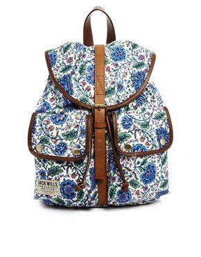 Image 1 of Jack Wills Eastfield Backpack