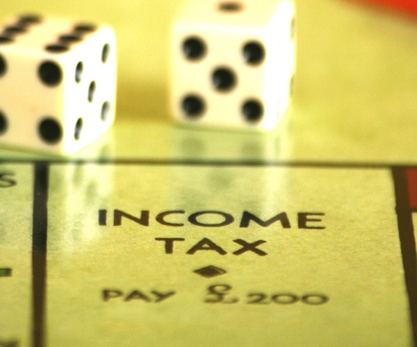 Reduce taxes on stock options
