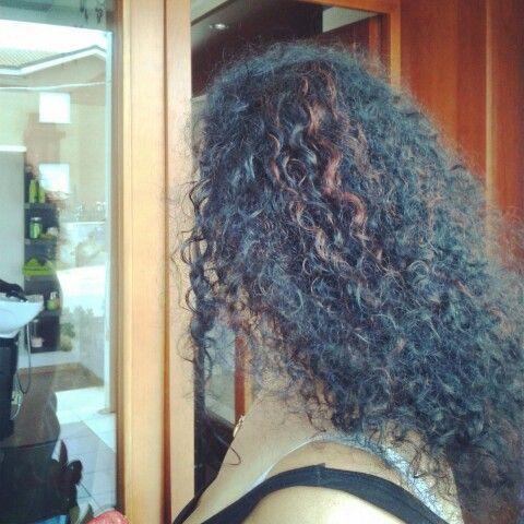 I ricci di Giovanna con i suoi effetti luce tonalizzati