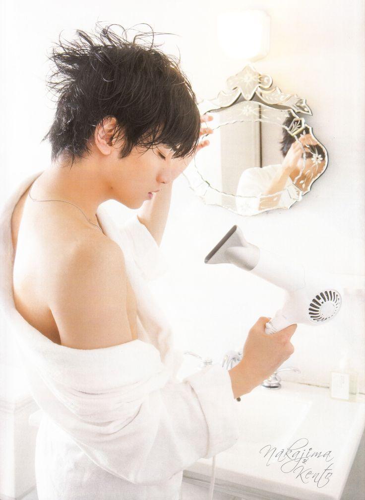 My new Obsession - Nakajima Kento