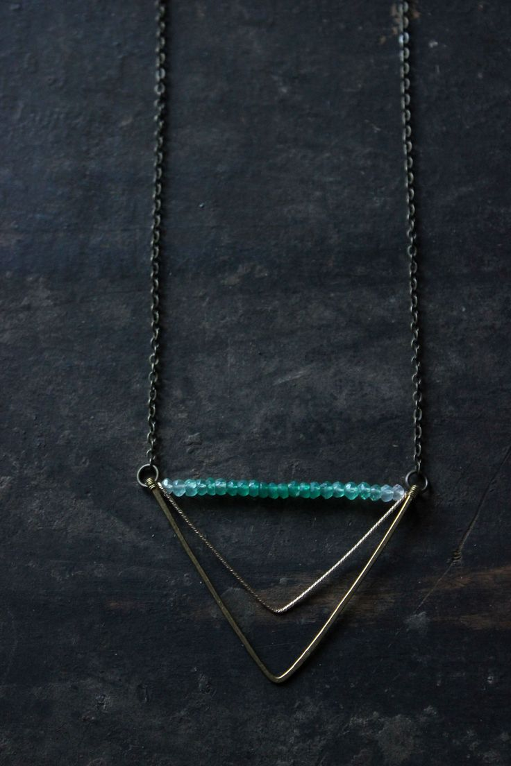 emerald necklace gold filled,emerald pendant necklace,large triangle necklace,long statement necklace,green onyx necklace,art deco jewelry art deco necklace on ETSY by Xuanqi long modern minimalist boho jewelry minimal necklace,bohemian jewelry minimalist jewelry. boho necklace,bohemian jewelry,simple jewelry,minimal fashion,minimalist fashion.marble jewelry.marble necklace,modern jewelry,urban jewelry,boho fashion,bohemian fashion,contemporary jewelry,architectural jewelry tribal jewelry