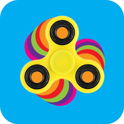 Features  -Fidget toys  -Fidget Spinner Simulator  -Free