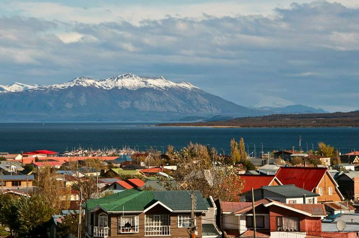 Puerto Natales . Chile
