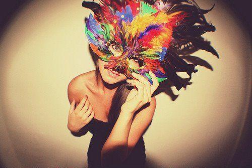 masks...