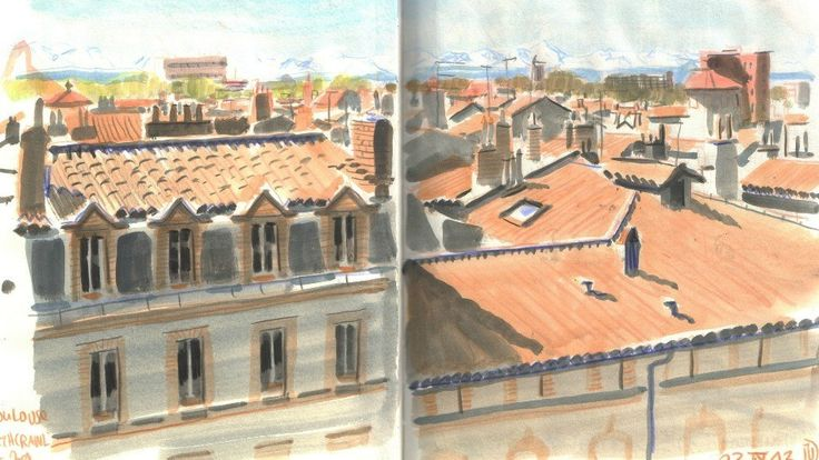 Toulouse European Best Destinations - Copyright  Vincent Desplanche