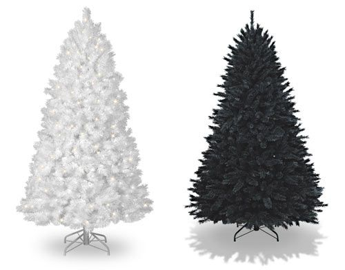 Modern Christmas Tree Photo