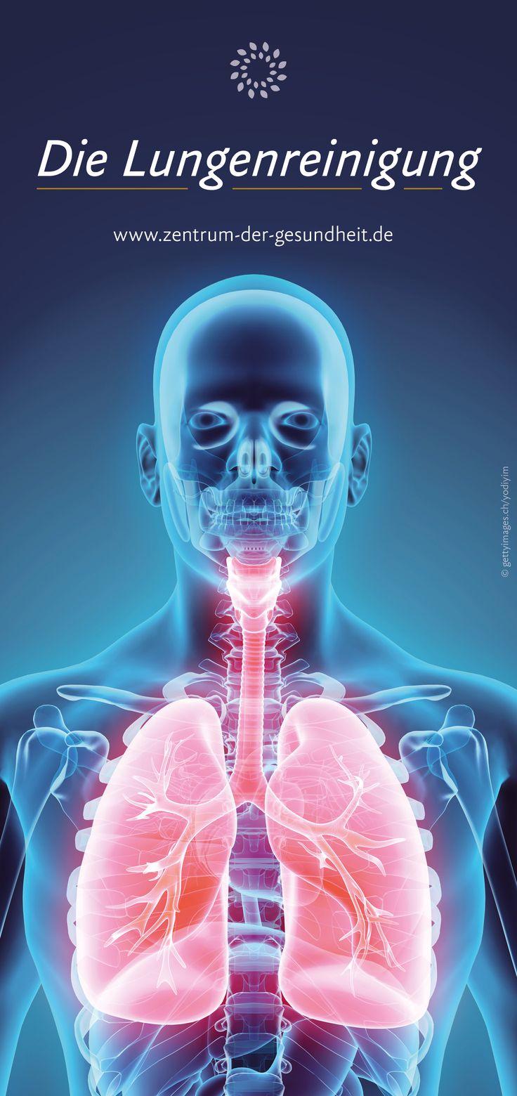 Die Lungenreinigung