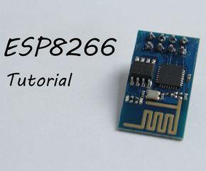ESP8266 Wi fi module explain and connection